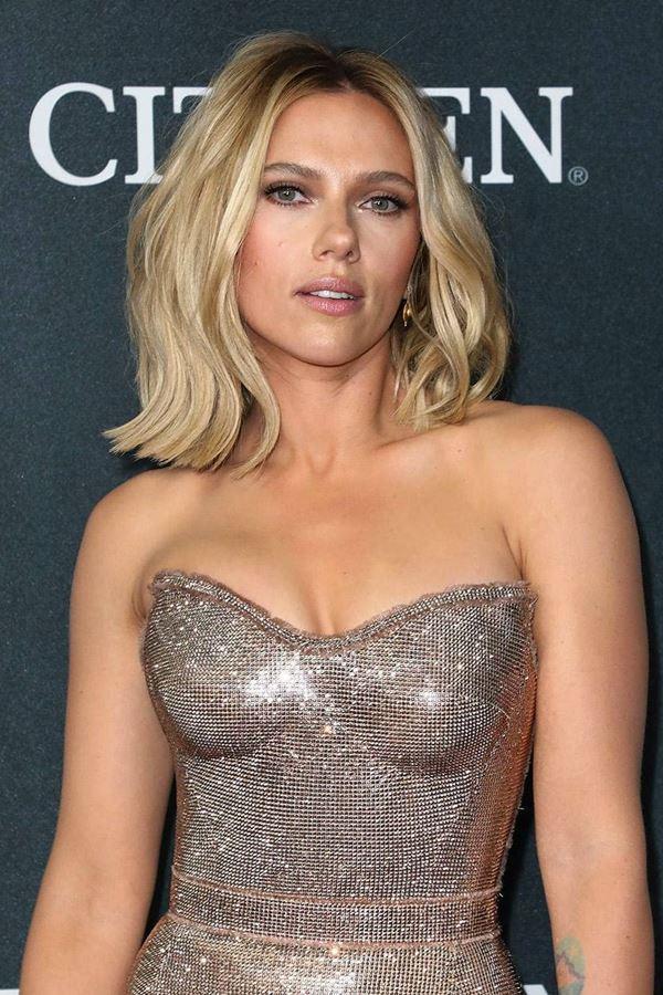Scarlett Johansson anuncia segunda gravidez