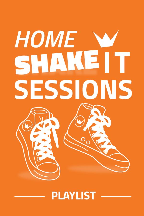 Home Shake It Sessions Playlist