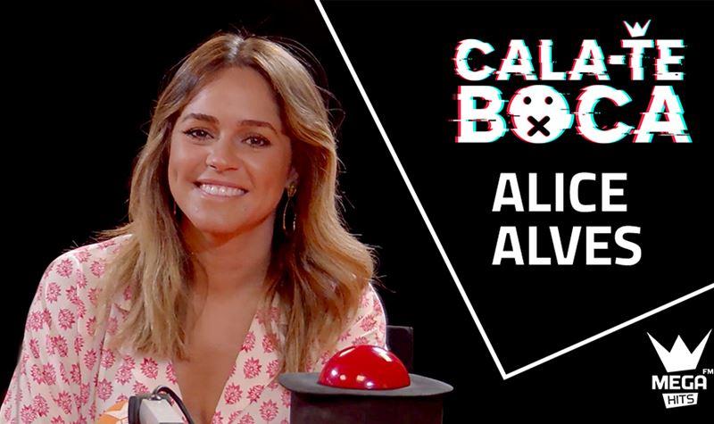 Cala-te Boca com Alice Alvez