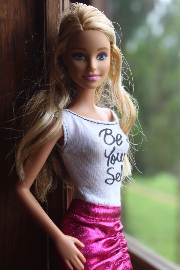 Parabéns, Barbie!
