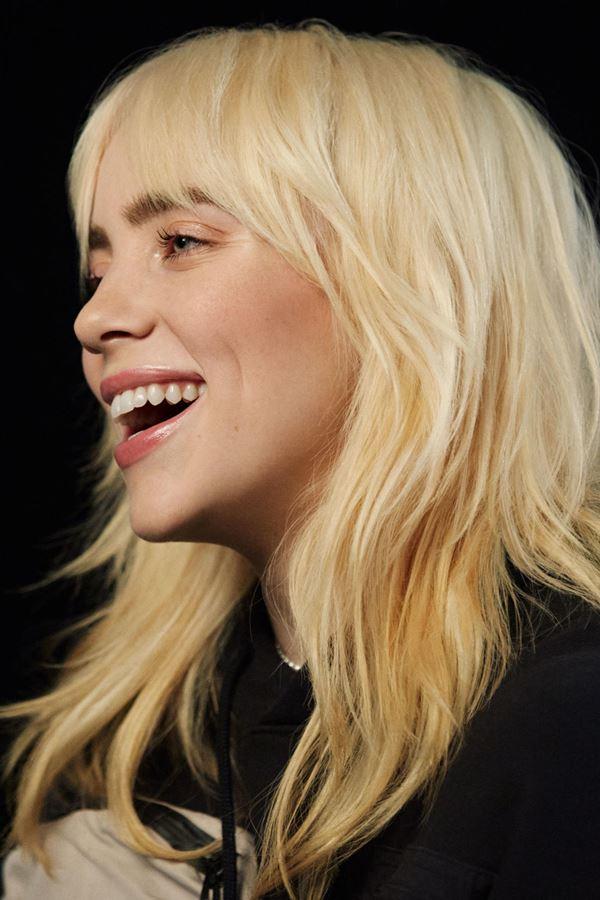 Imagens de Billie que valem mais do que mil palavras!