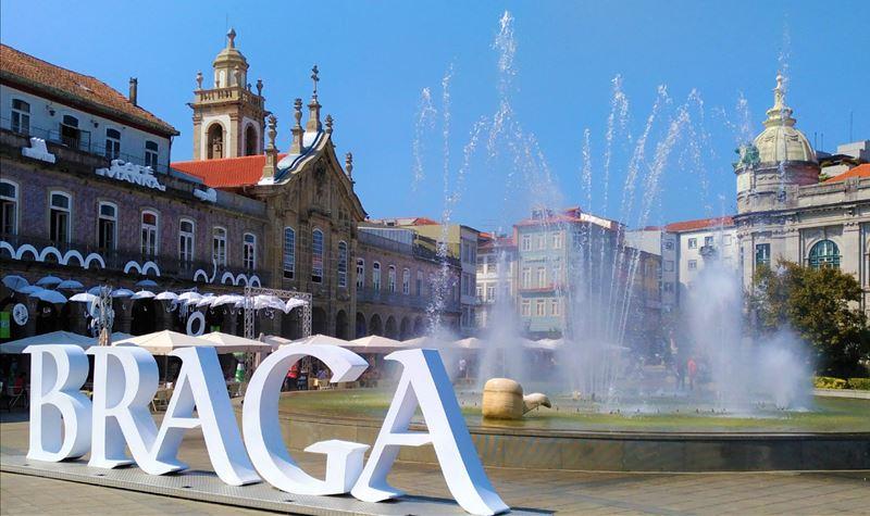 Braga no Corredor Biológico Mundial