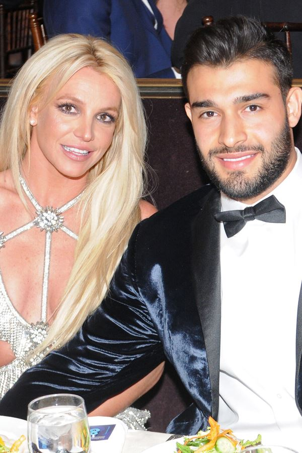 Britney Spears está noiva!