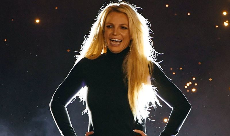 """It was an accident"", diz Britney"