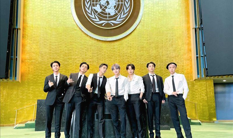 BTS discursaram (e inspiraram) na ONU