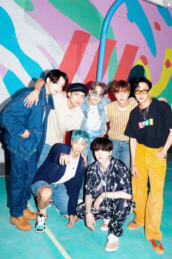 BTS, o fenómeno!