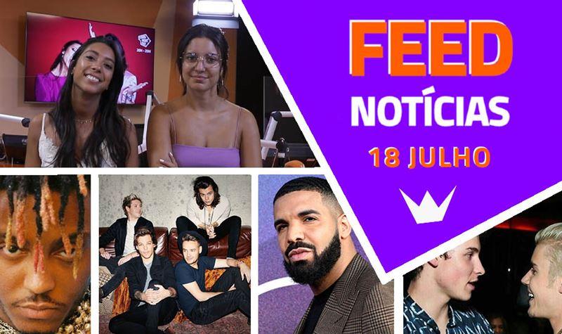 FEED NOTÍCIAS | 18 JULHO