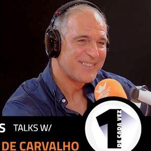 EP.5 | ALEXANDRE GUIMARÃES x RODRIGO GUEDES DE CARVALHO