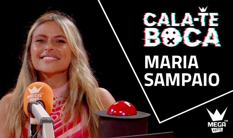 Cala-te Boca com Maria Sampaio