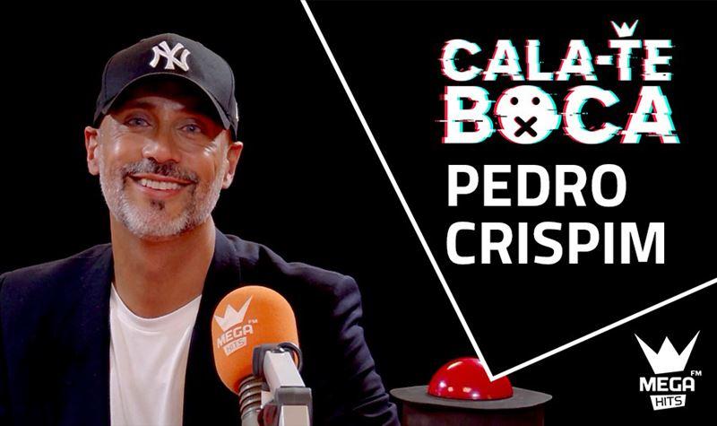 Cala-te Boca com Pedro Crispim