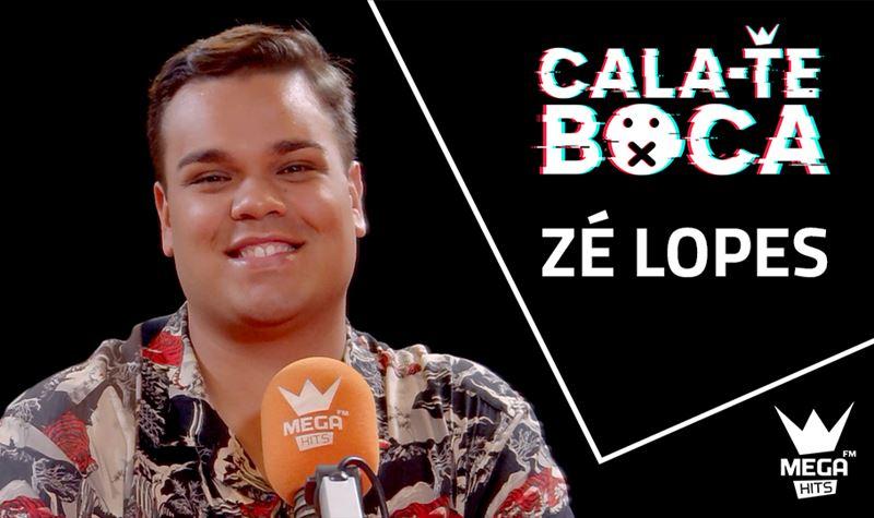 Cala-te Boca com Zé Lopes