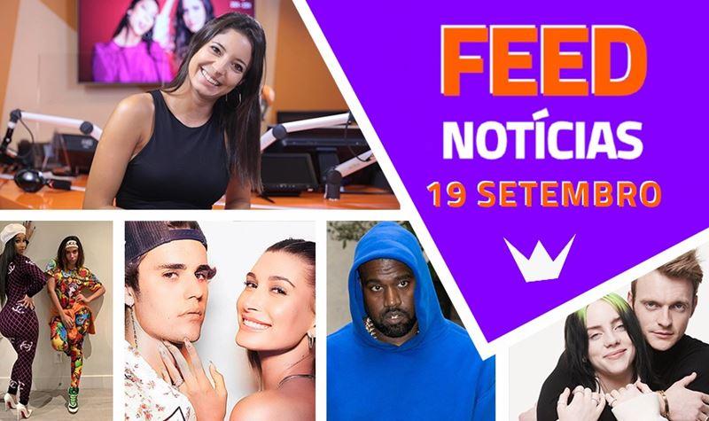 FEED NOTÍCIAS | 19 SETEMBRO