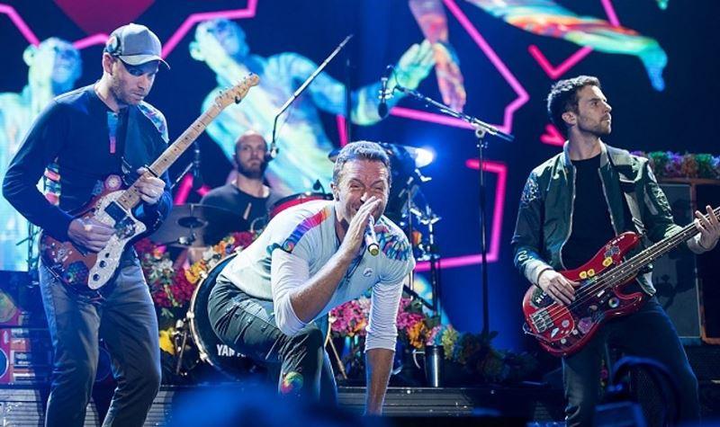 Coldplay anunciam digressão sustentável e amiga do ambiente