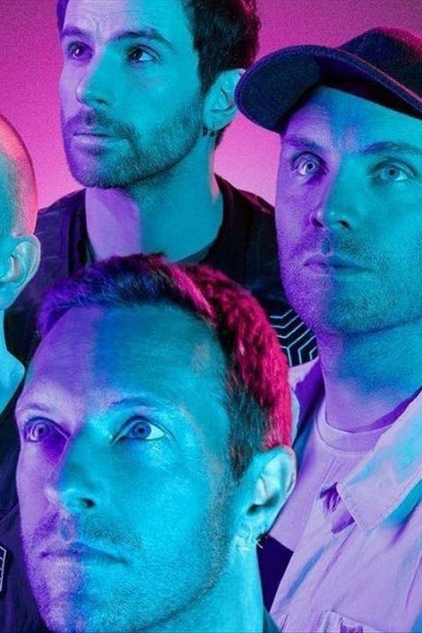 Coldplay entre as estrelas (mesmo!)
