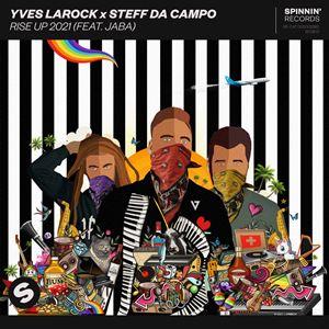 RISE UP - YVES LAROCK & STEFF DA CAMPO feat. JABA