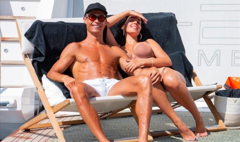 Cristiano Ronaldo: quem o acompanha durante as férias?