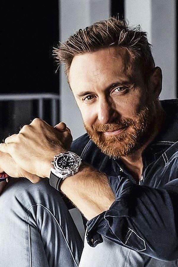 David Guetta é o #1 do mundo!