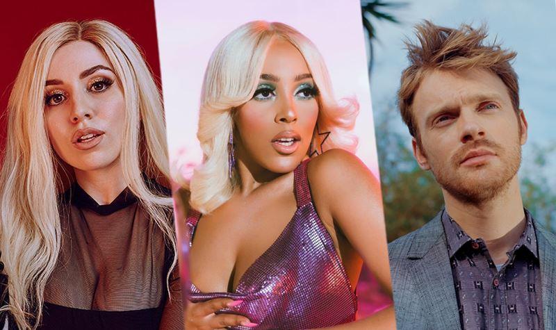 VMA 2020: os nomeados a Artista Revelação