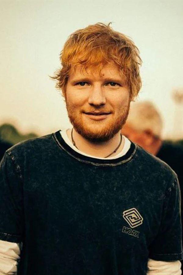 Ed Sheeran ao vivo no TikTok