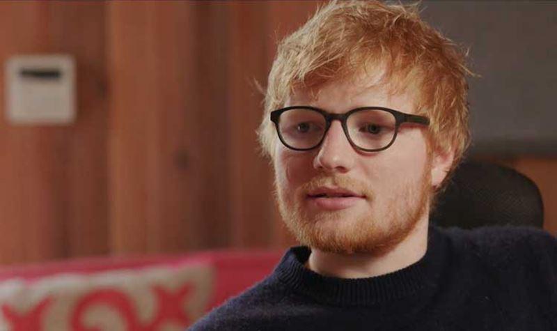 Ed Sheeran revela como (realmente) é ir a entregas de prémios
