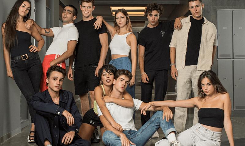Elite: Nova Temporada, novos atores, novos romances...