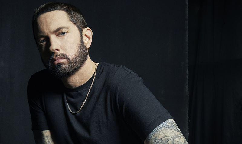 """Eminem: """"não vou parar!"""""""