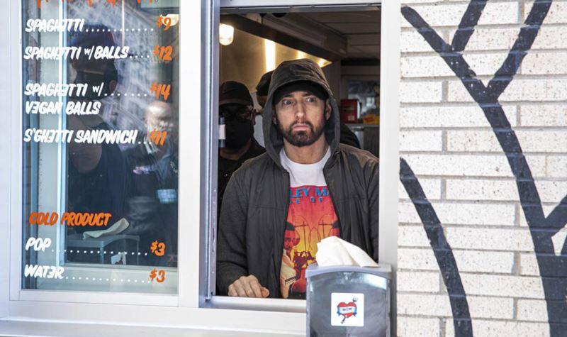 Eminem abre restaurante italiano