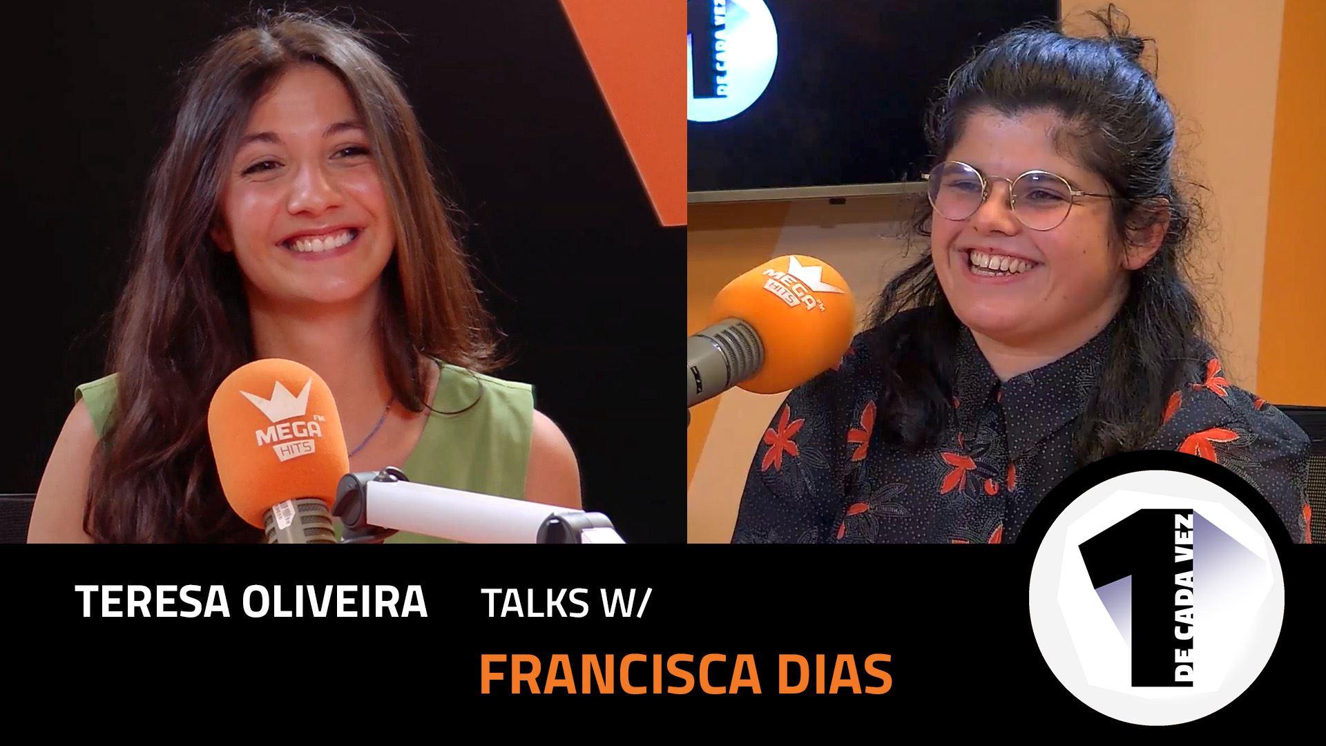 EP. 28   TERESA OLIVEIRA X FRANCISCA DIAS