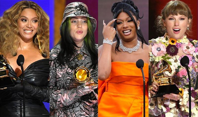 Grammys 2021: a noite foi delas!