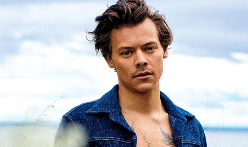 Harry Styles super herói?