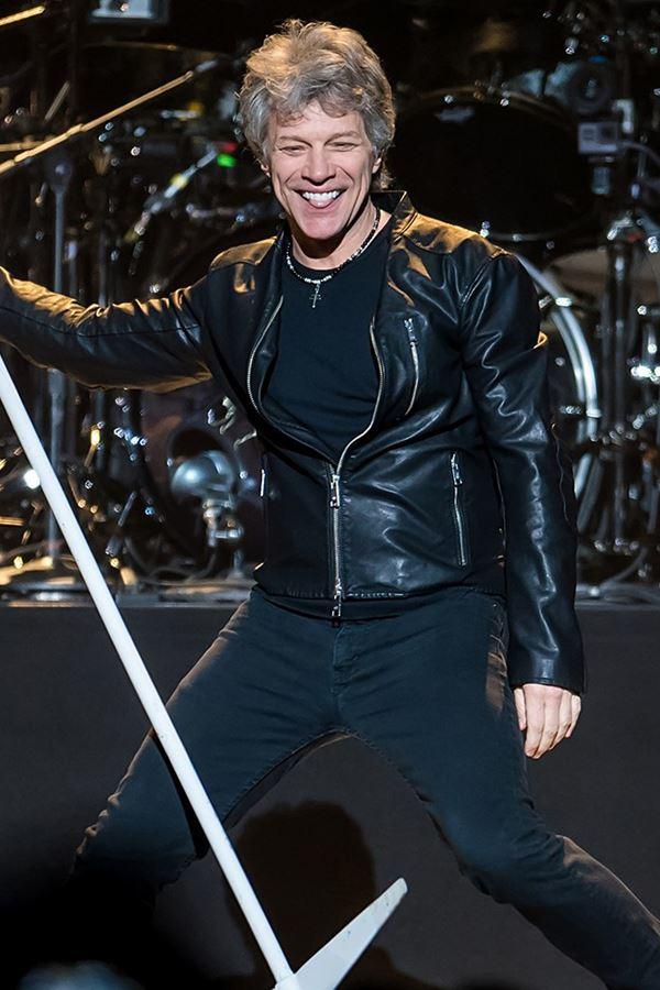 """Bon Jovi """"rouba"""" hit de Harry Styles"""
