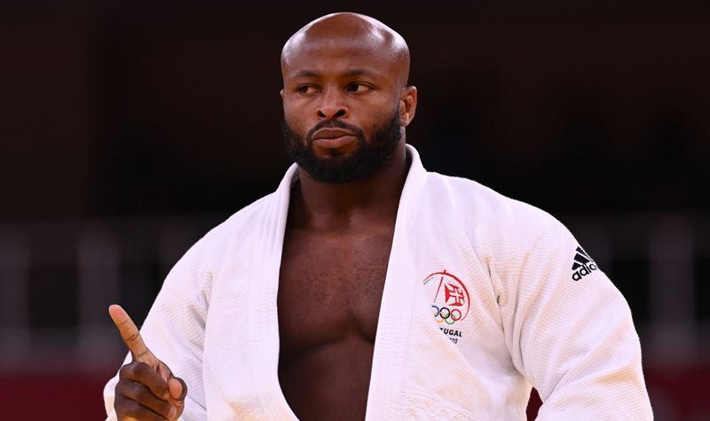 Primeira medalha portuguesa nos Jogos Olímpicos de Tóquio: Jorge Fonseca ganha o bronze