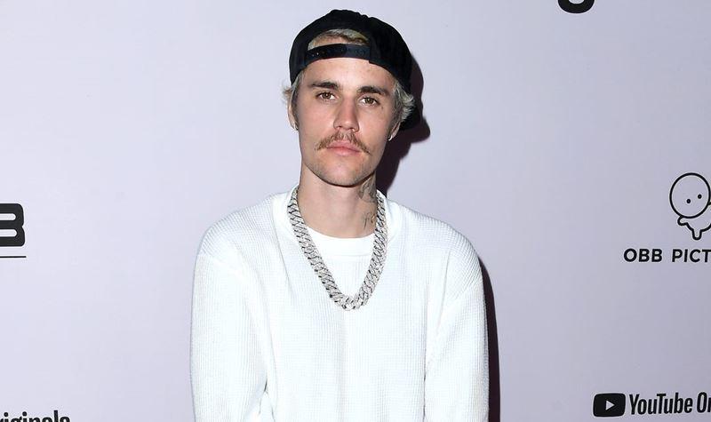 Justin Bieber batizou-se