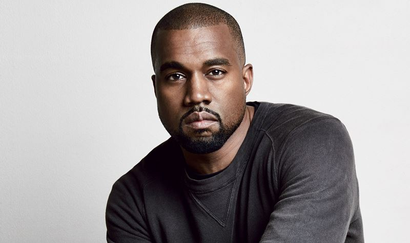 Kanye West in love?