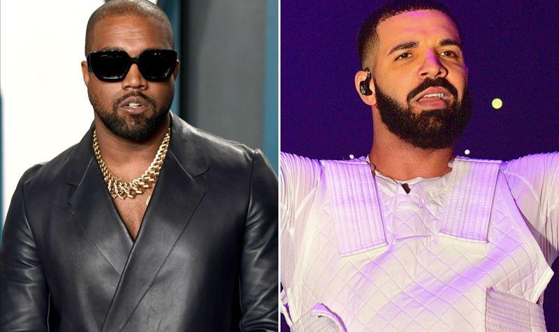 "Drake vs Kanye West: a ""luta"" continua!"
