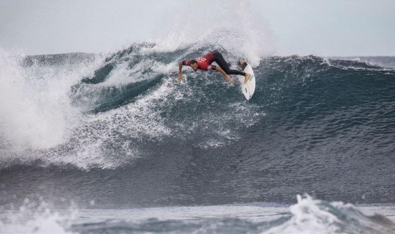 Frederico Morais eliminado na Austrália