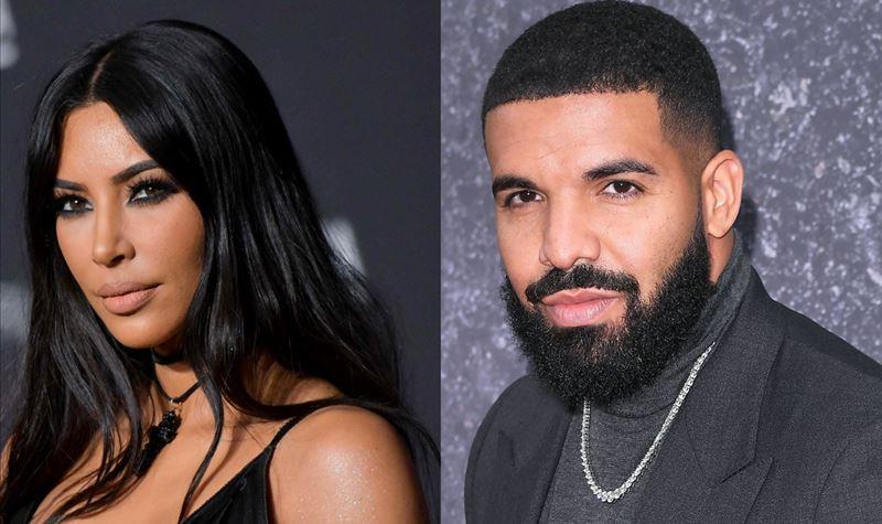 "Drake ""declara-se"" a Kim?"