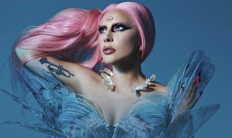 """Como Lady Gaga junta o """"útil ao agradável"""""""