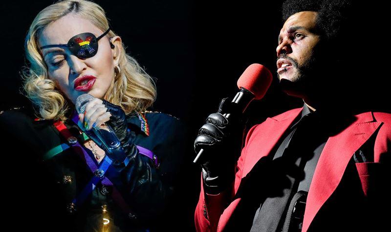 Madonna também?...