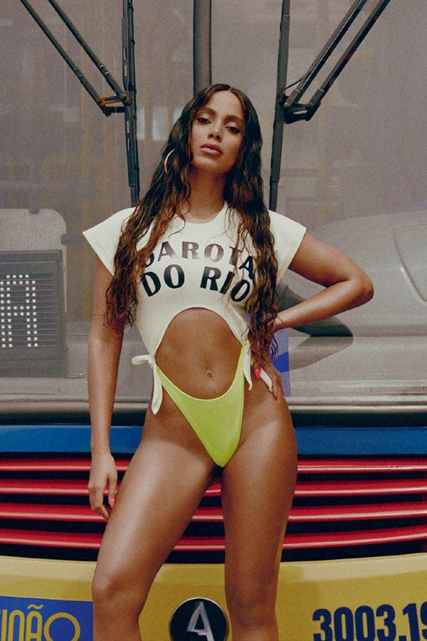"Anitta, a ""Girl From Rio"""