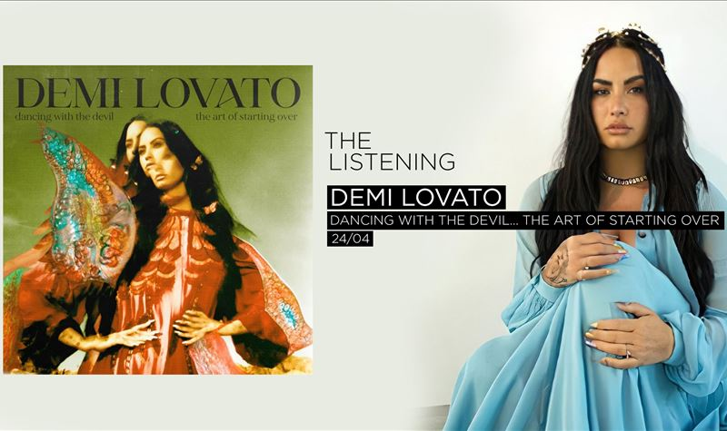 DEMI LOVATO | DANCING WITH THE DEVIL…