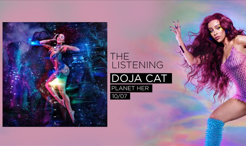 DOJA CAT | PLANET HER