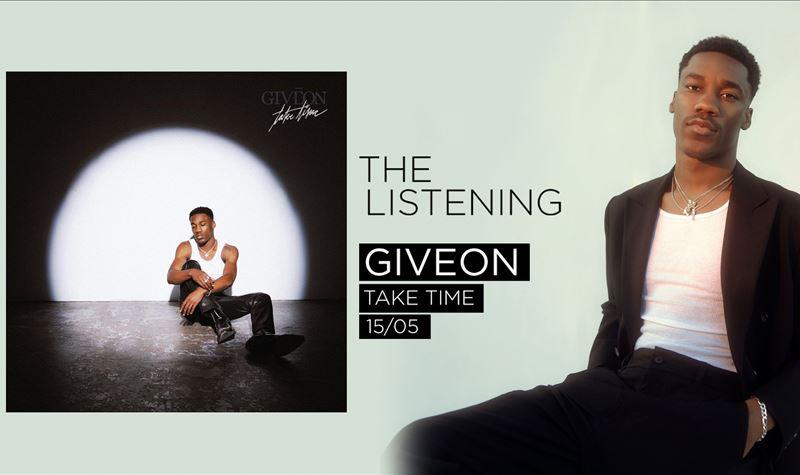 GIVEON | TAKE TIME