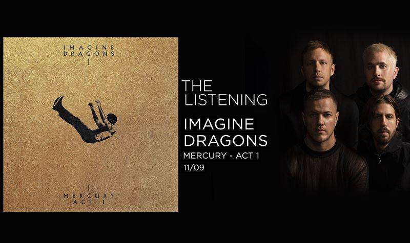 IMAGINE DRAGONS | MERCURY - ACT I