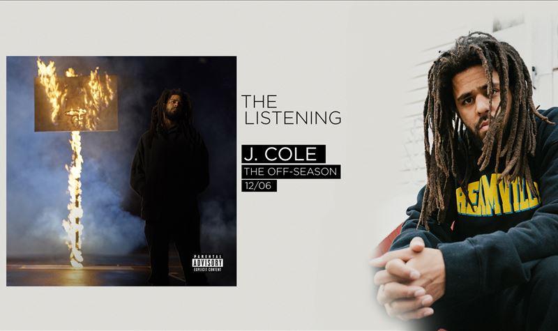 J. COLE | THE OFF-SEASON