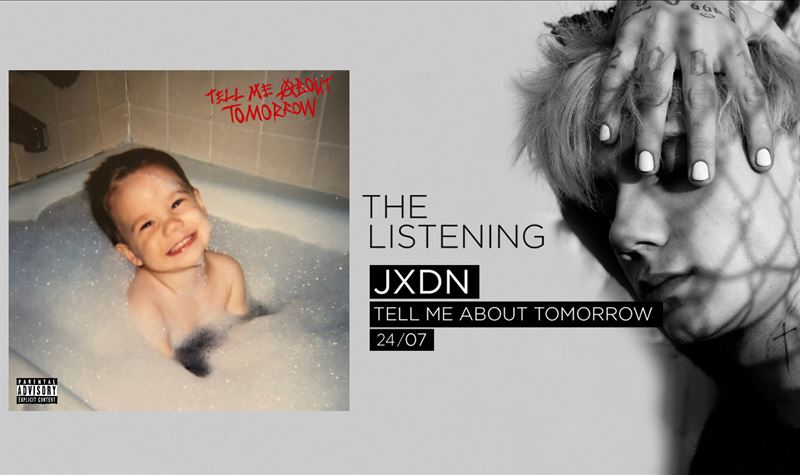 JXDN | TELL ME ABOUT TOMORROW
