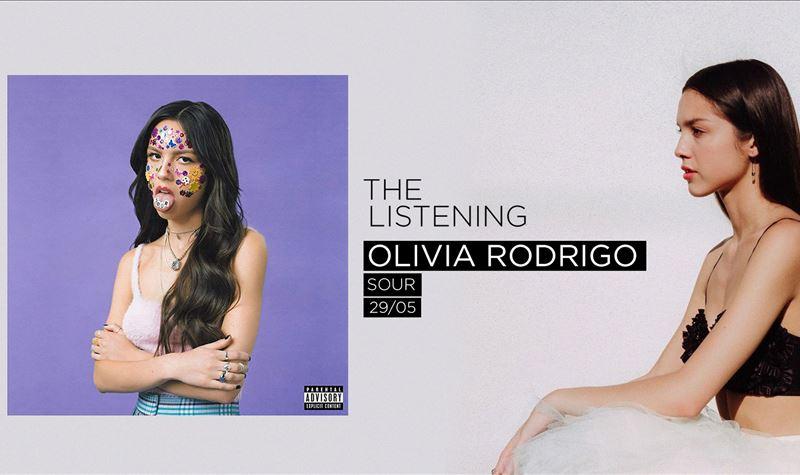OLIVIA RODRIGO | SOUR
