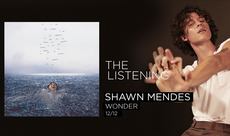 SHAWN MENDES | WONDER