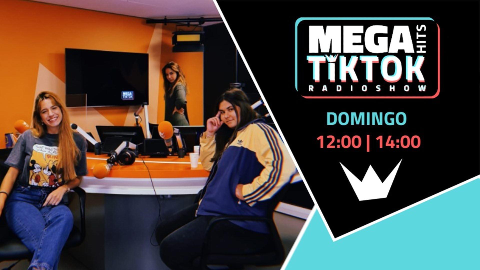 Mega Hits TikTok Radioshow #26