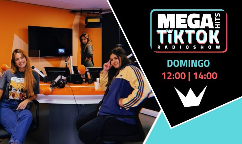 Mega Hits TikTok Radioshow #4